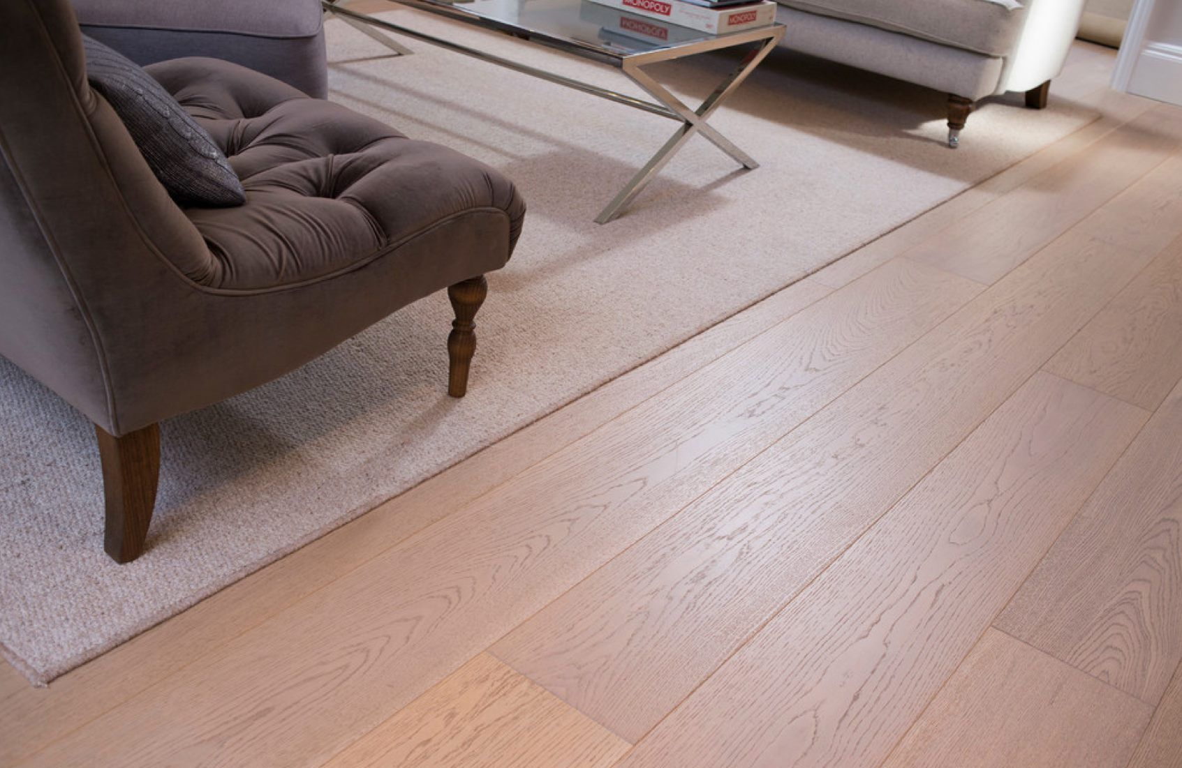 Prefinished solid hardwood flooring should you would you for Prefinished hardwood flooring pros and cons