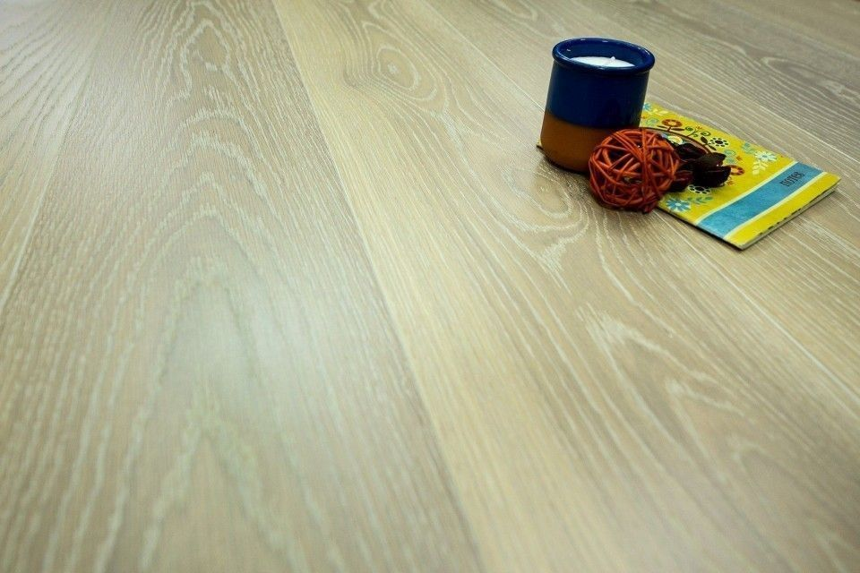 Blonde Oak Flooring Perfect For Calm Settings Wood And Beyond Blog