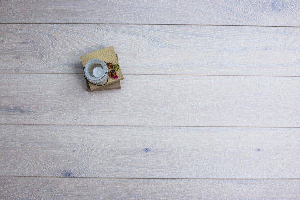 Easy To Care For White Wood Flooring Wood And Beyond Blog