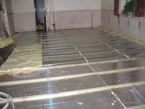 Engineered Wood Flooring And Underfloor Heating Wood And