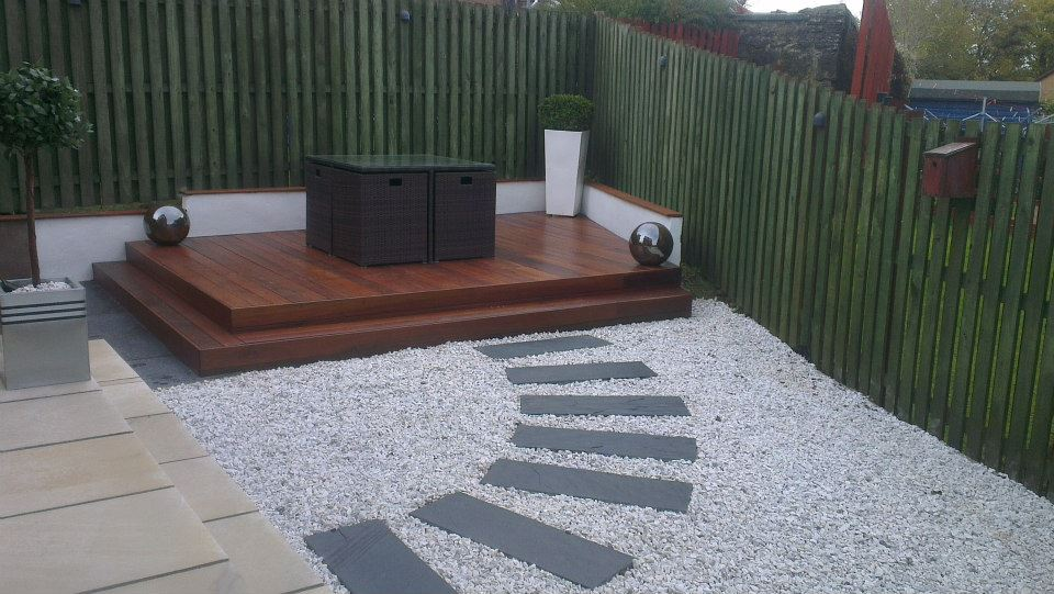 Recommended Decking Board Size - Wood and Beyond Blog