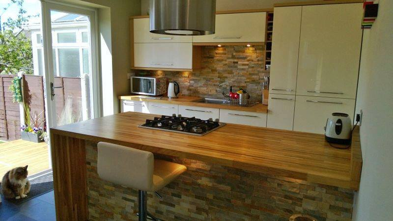 kitchen worktop ideas the complete list of island worktop ideas wood and 13884