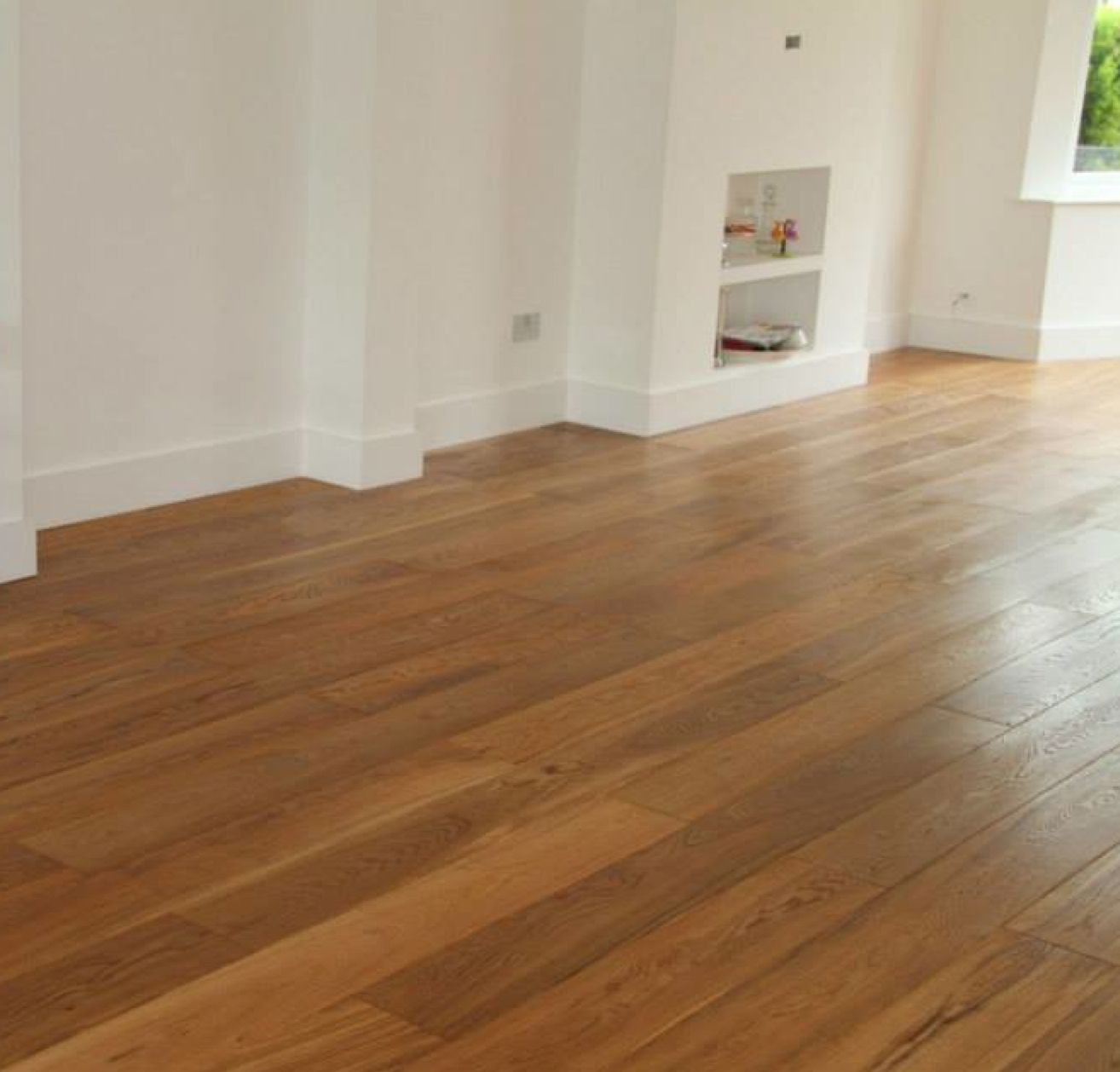 Short Random Or Long Length Wood Flooring Boards Wood