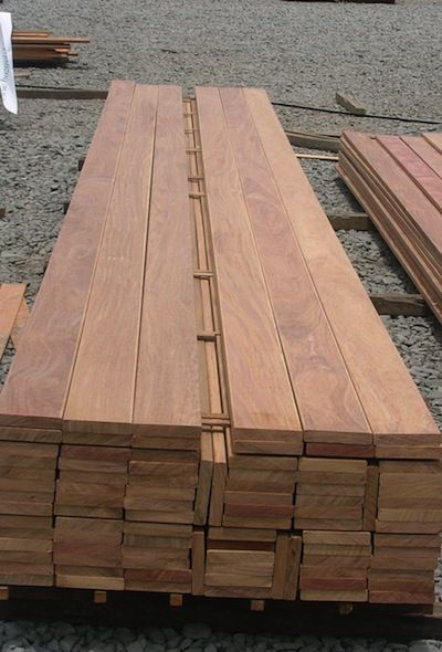 Wood Deck Boards ~ Recommended decking board size wood and beyond