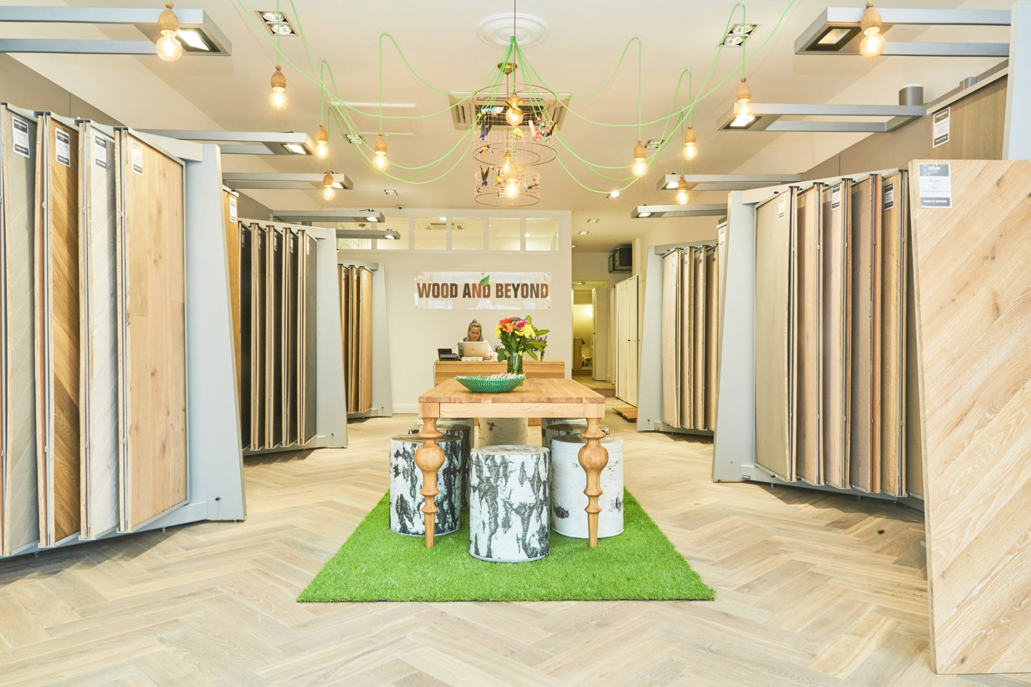 wood and beyond showroom