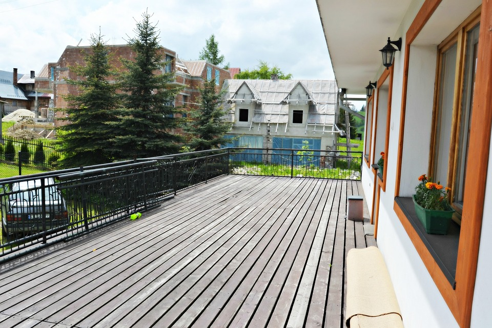 Balcony Wood Flooring Options And Prices Wood And Beyond Blog