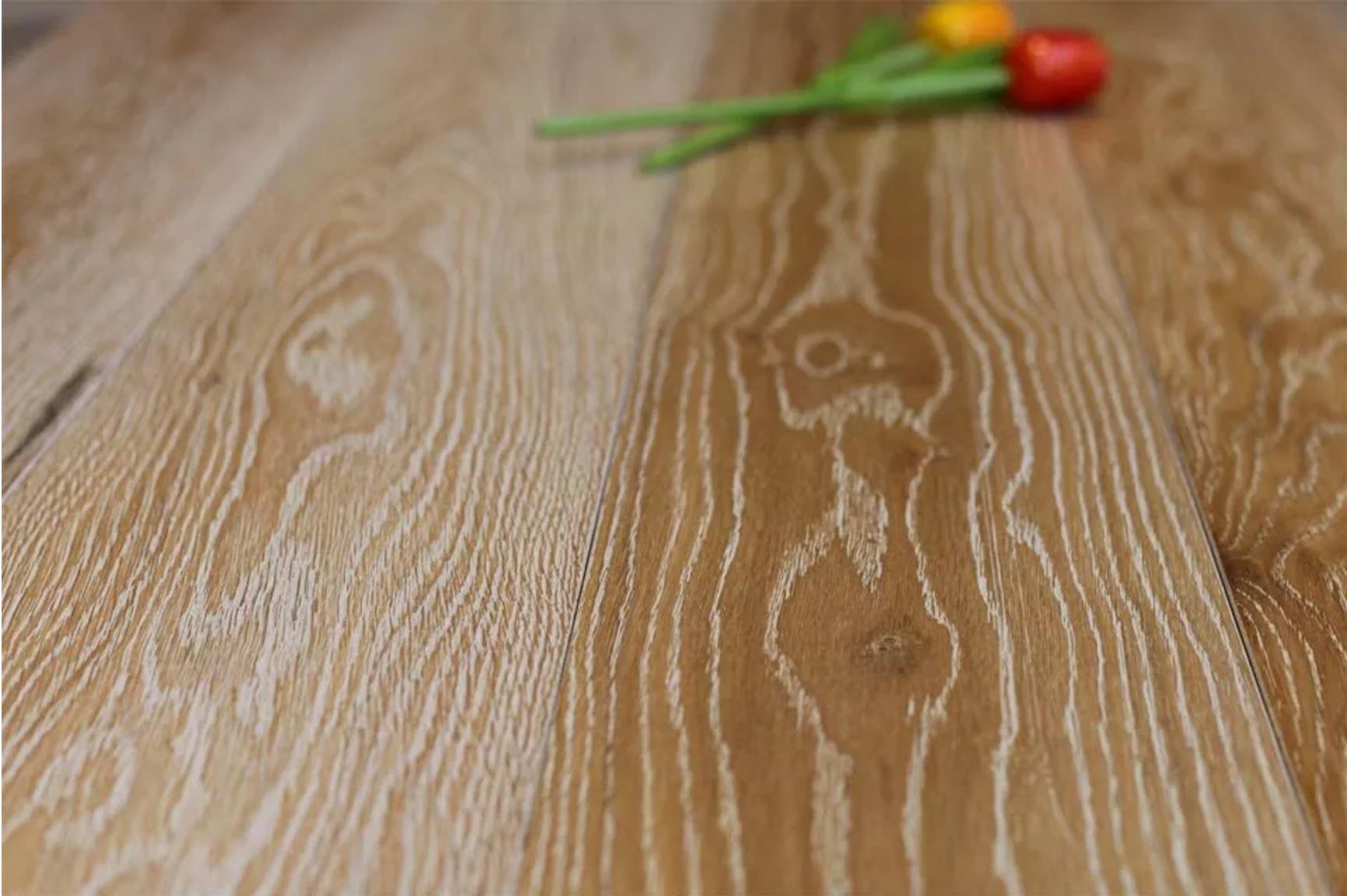 natural grade oak
