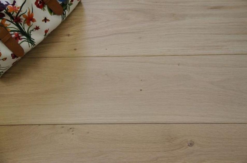 select engineered oak brushed unfinished