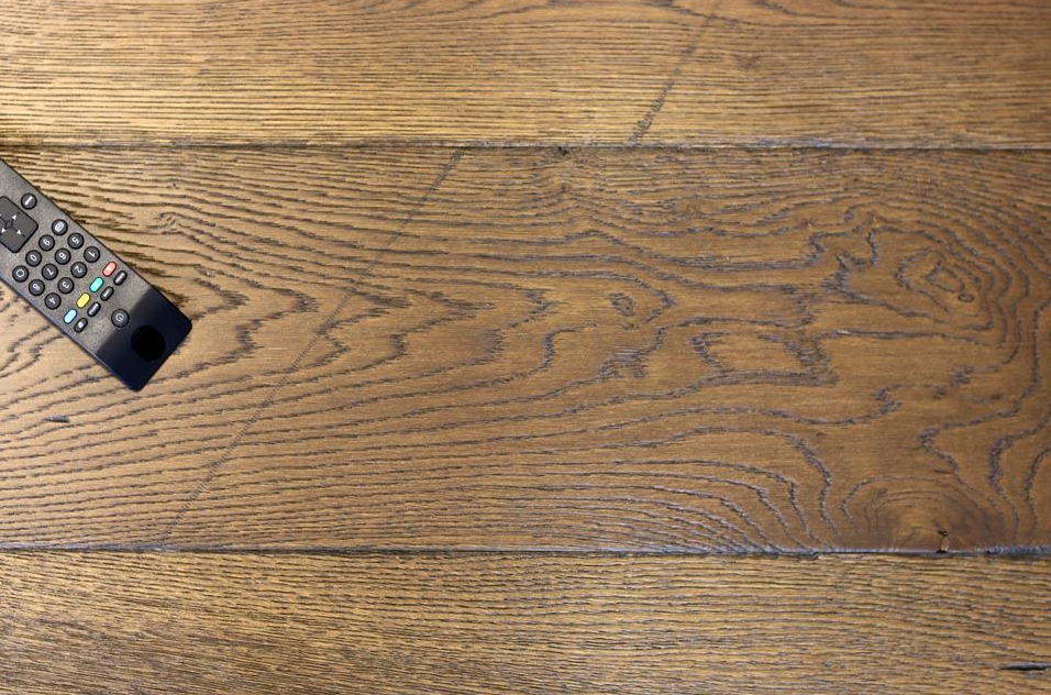 Dark Rustic Engineered Wood Flooring In A Class Of Its Own Wood