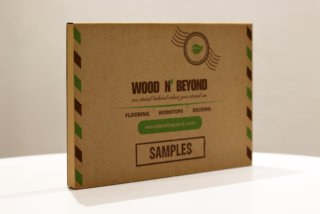 wood flooring sample pack