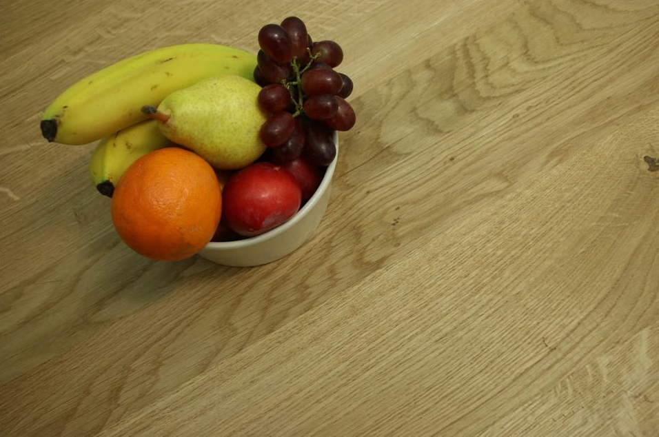 Full Stave Rustic American Oak Worktop 38mm By 750mm By 3000mm