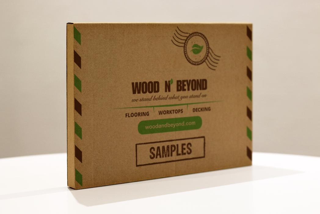 decking samples