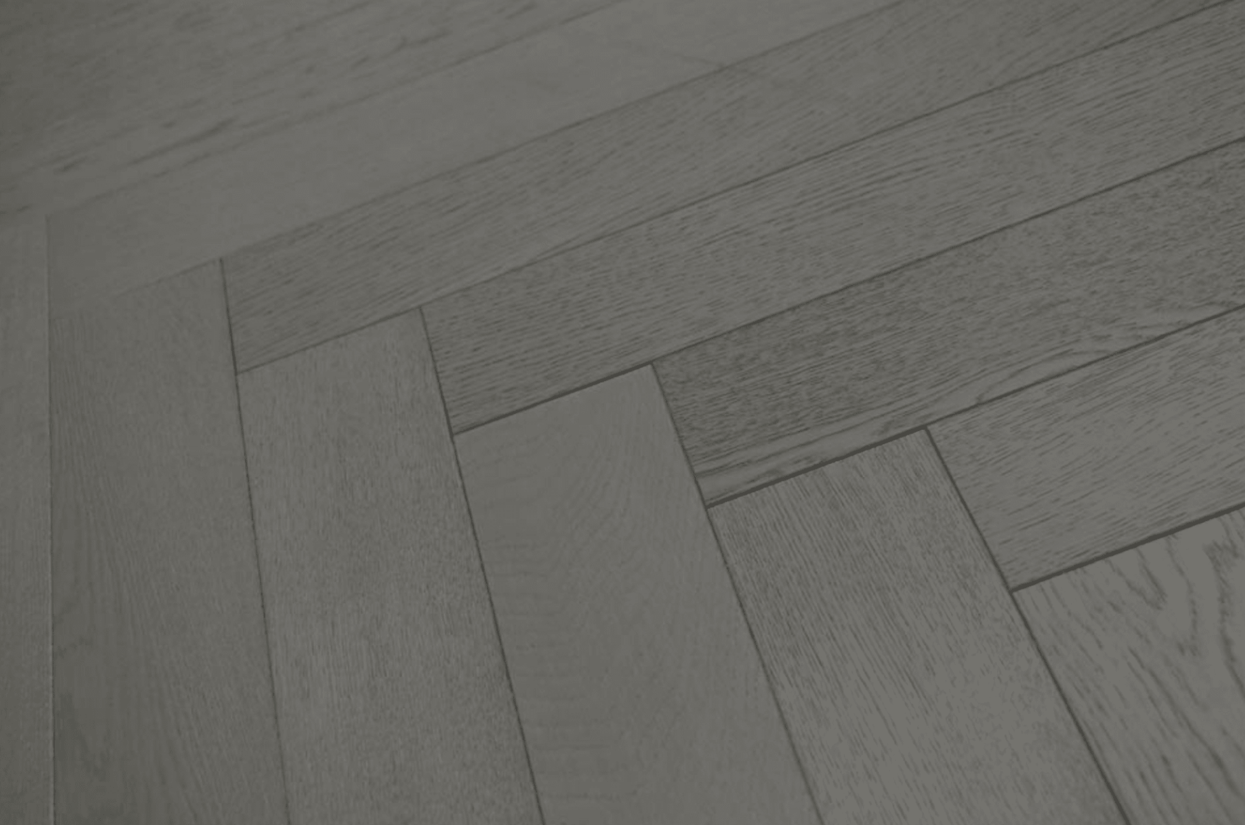 Grey herringbone flooring knock out combination of two for Wood floor knocking block