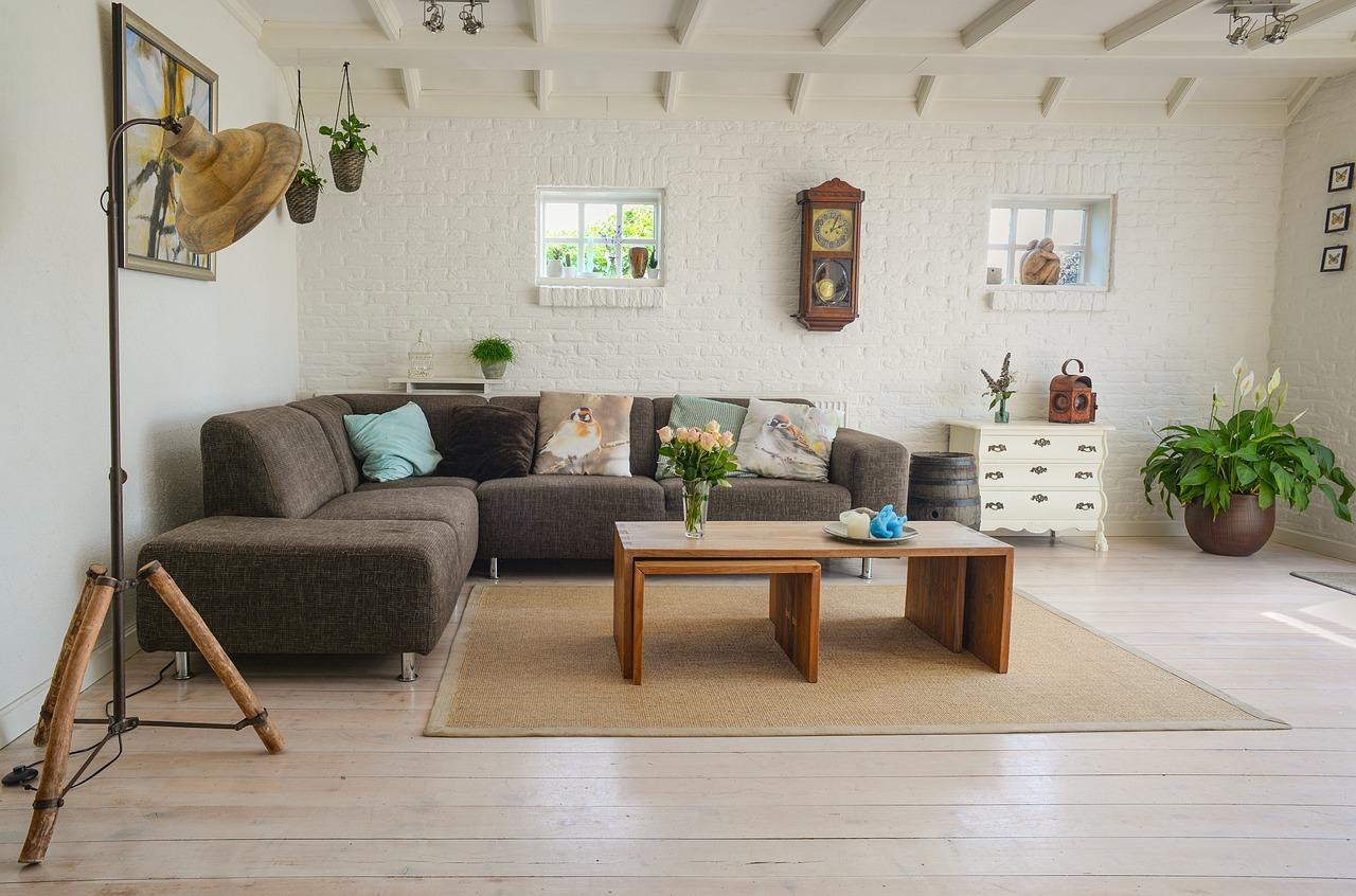 Prussian White Wood Flooring