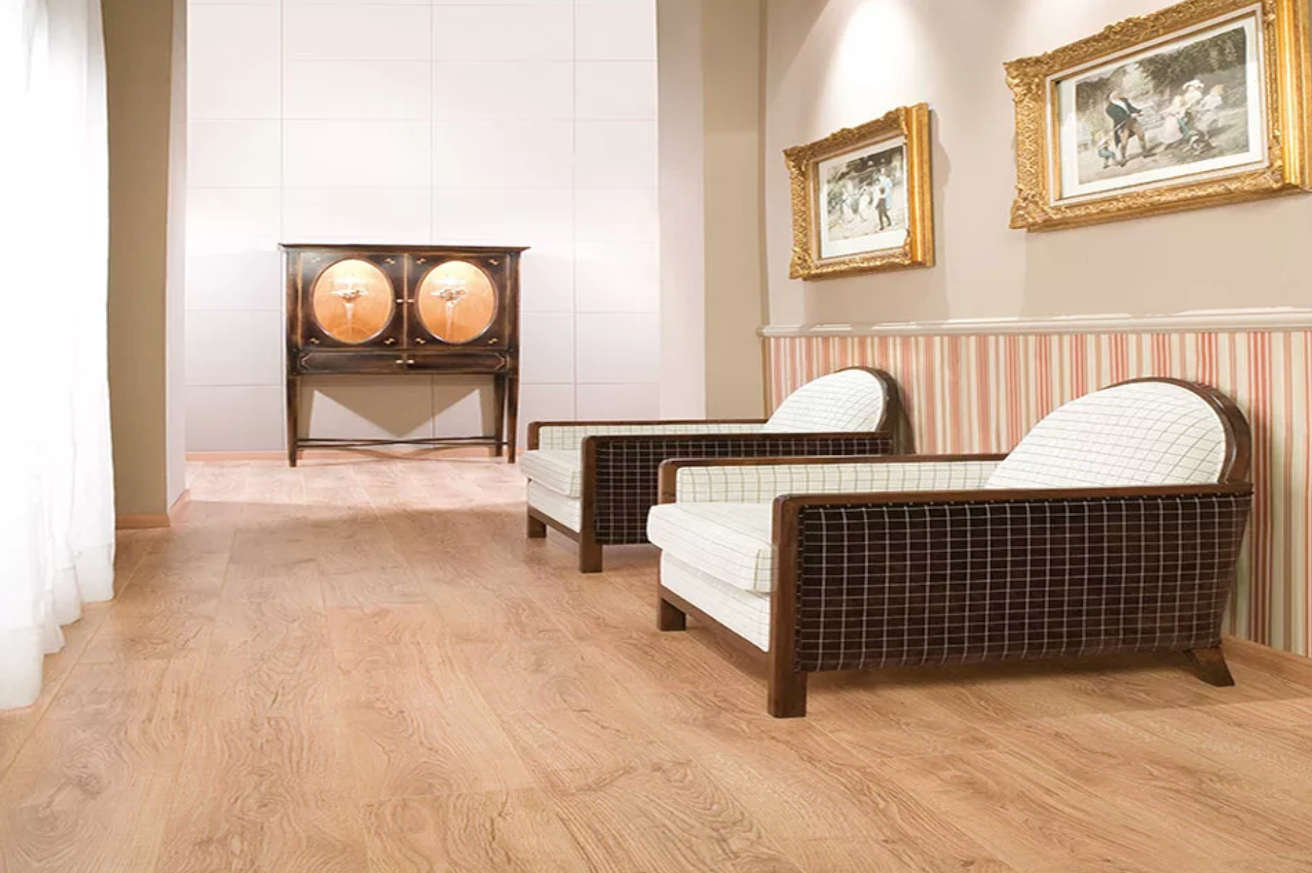 oak effect laminate flooring