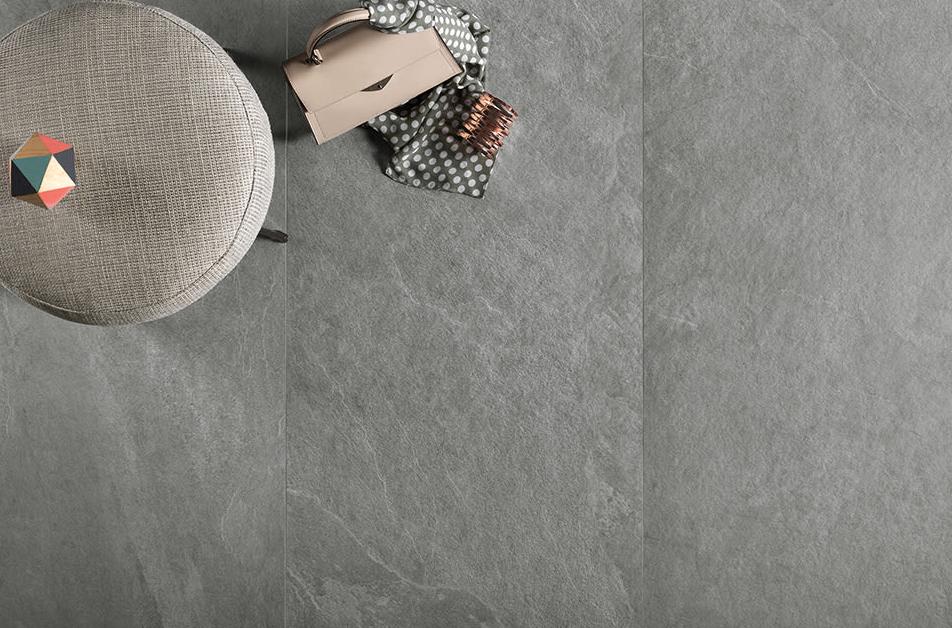 Grey Minerva Collection Porcelain Tile