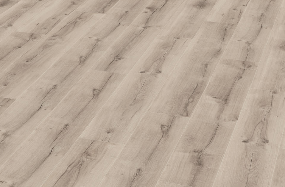 Vintage Look Laminate Flooring Combining Old And New