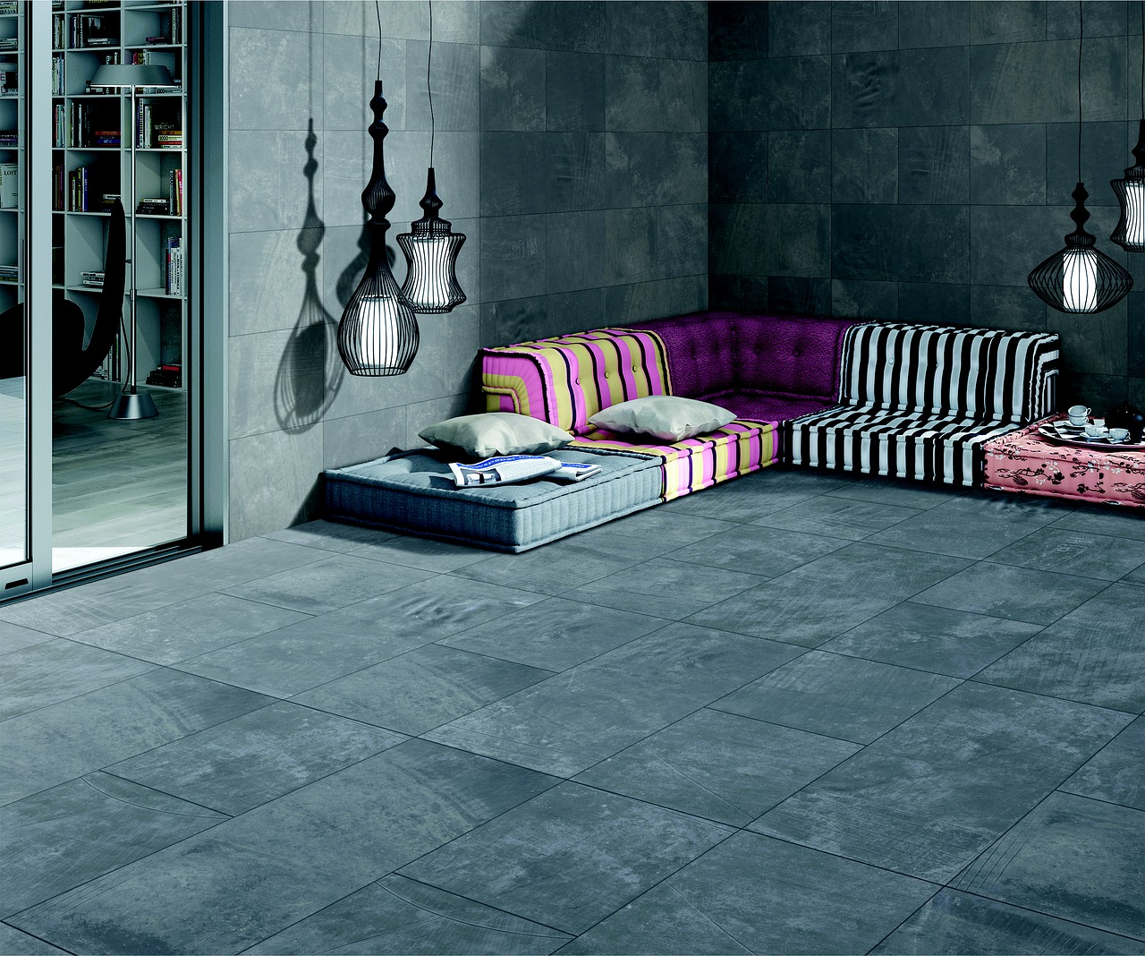 External Porcelain Tiles