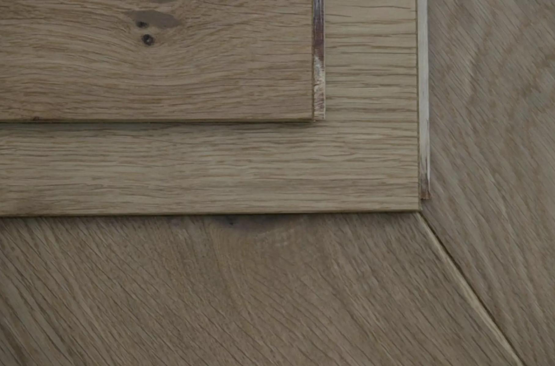 engineered wood floorboard