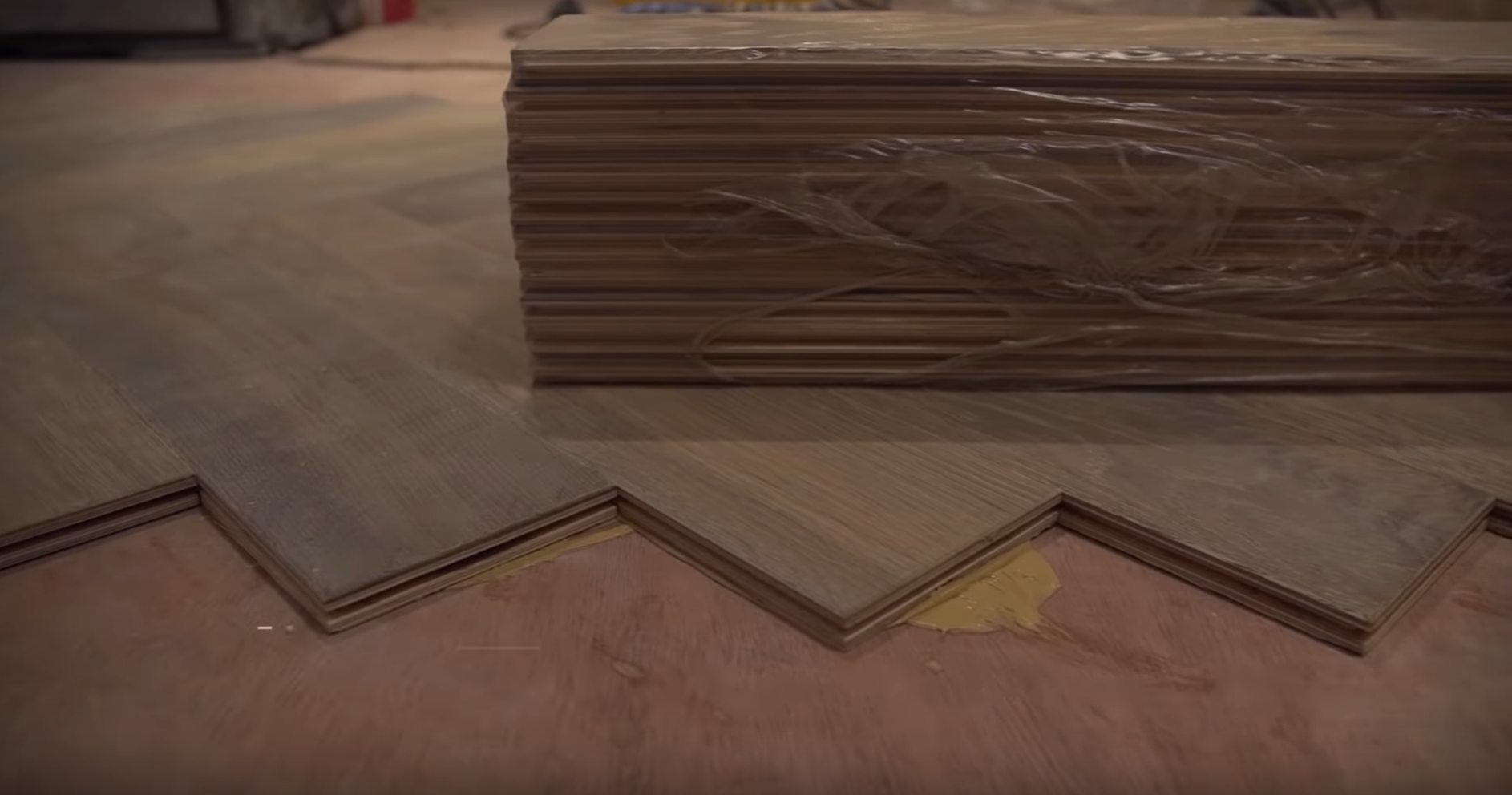 fitting floor