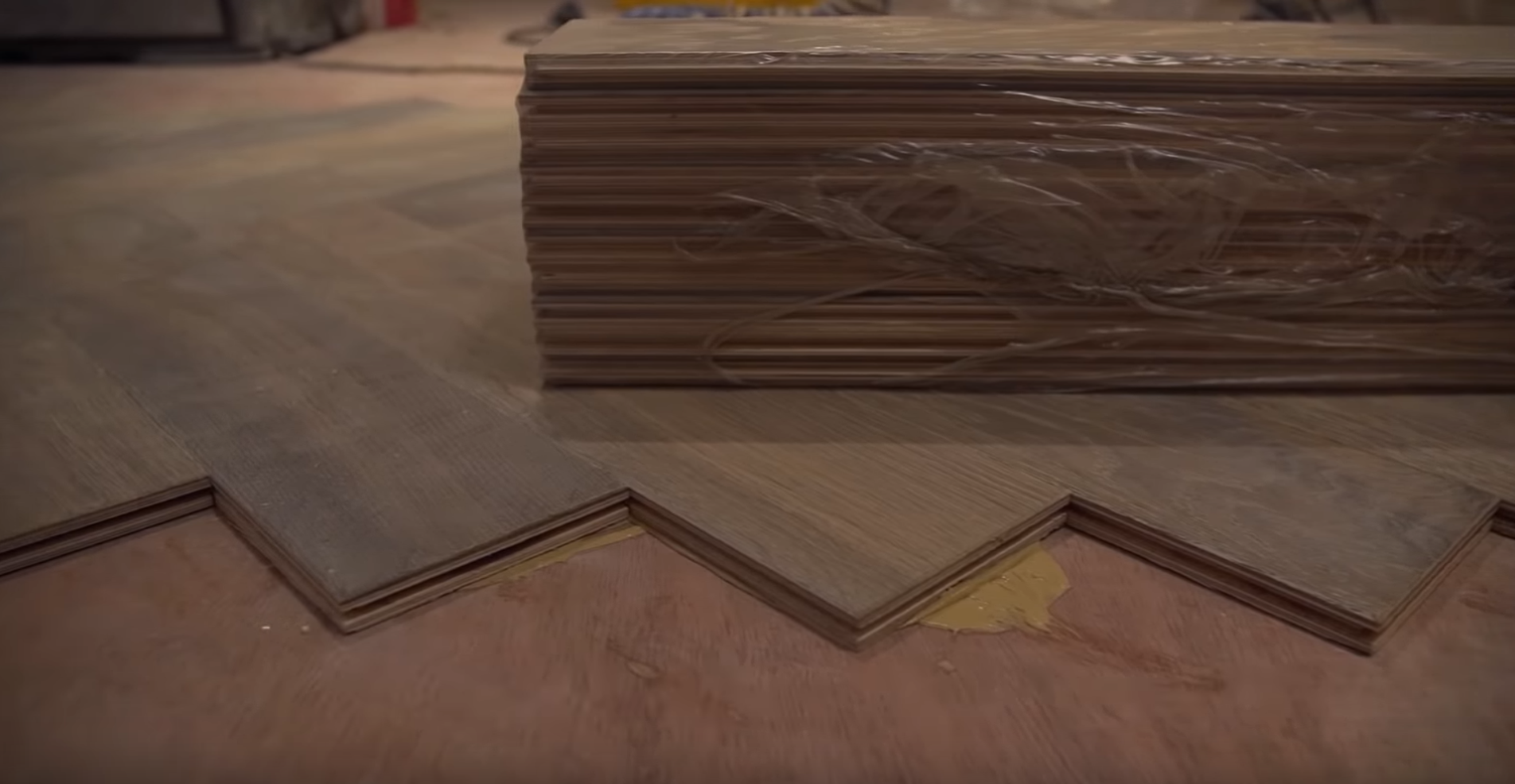Laying Solid Wood Flooring Onto Existing Floorboards Wood And
