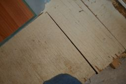 Check Your Subfloor Before Fitting Wood Flooring