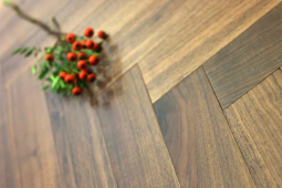Herringbone Parquet Flooring Is Seeing A Real Renaissance