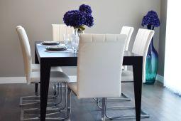Dove Grey Wood Flooring: Popular With Open Plan Designs