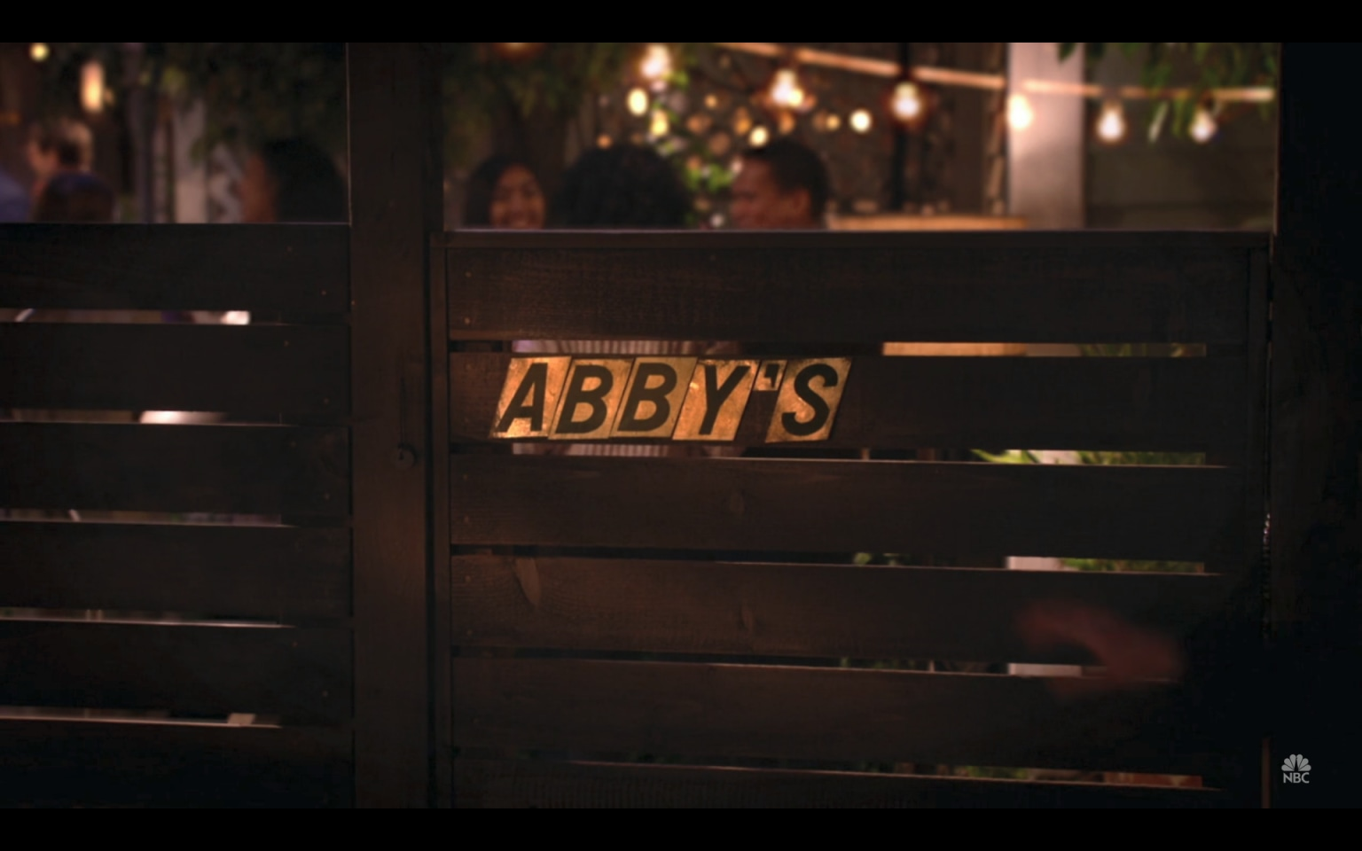 Abby's TV show title sequence