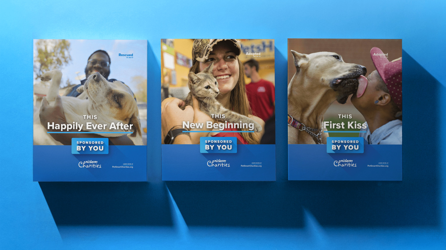 PetSmart Charities: Sponsored by You