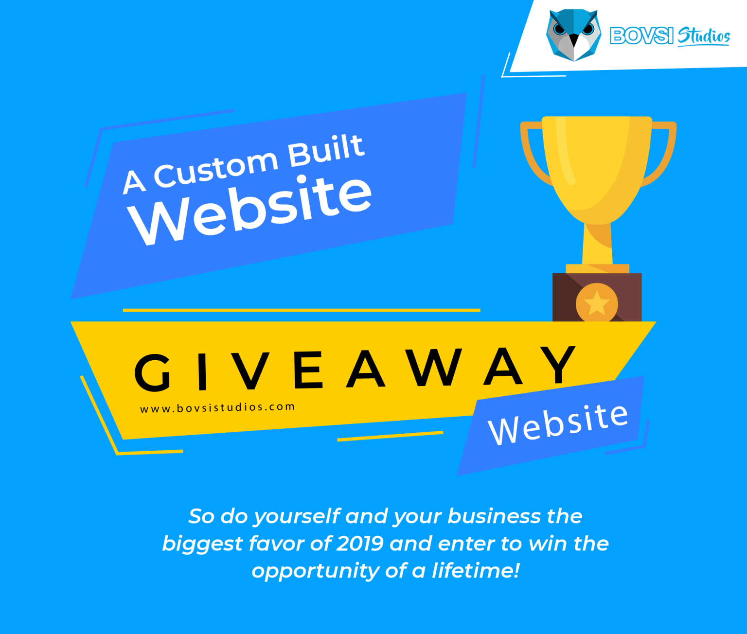 Contest Social Media Post Design