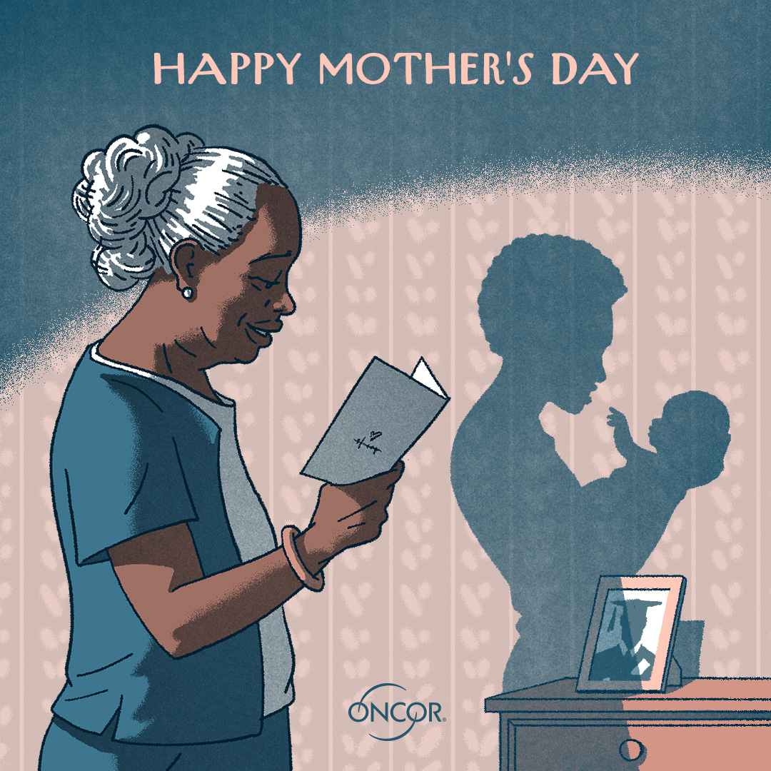 Oncor Electric - Mother's Day