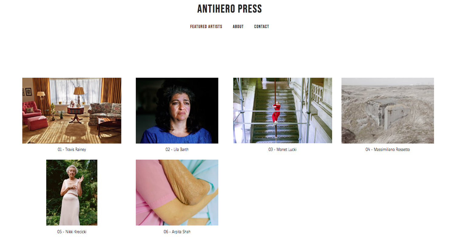 Antihero Artist Feature