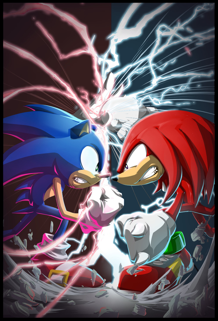 Sonic The Hedge Hog Covers