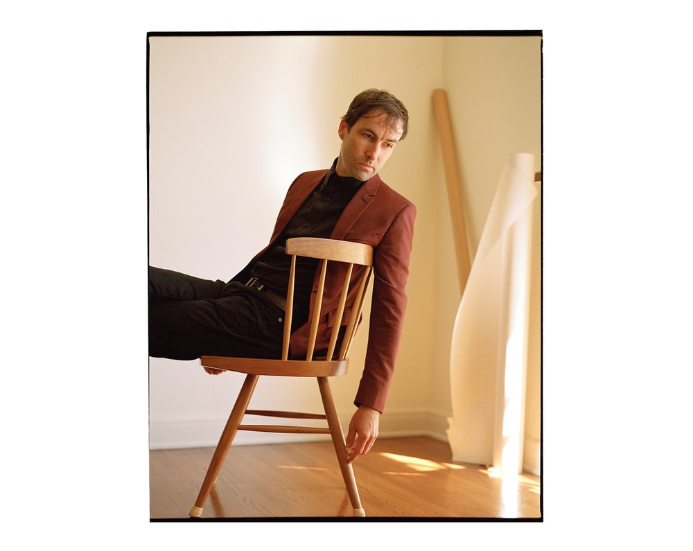 Office Magazine: Andrew Bird