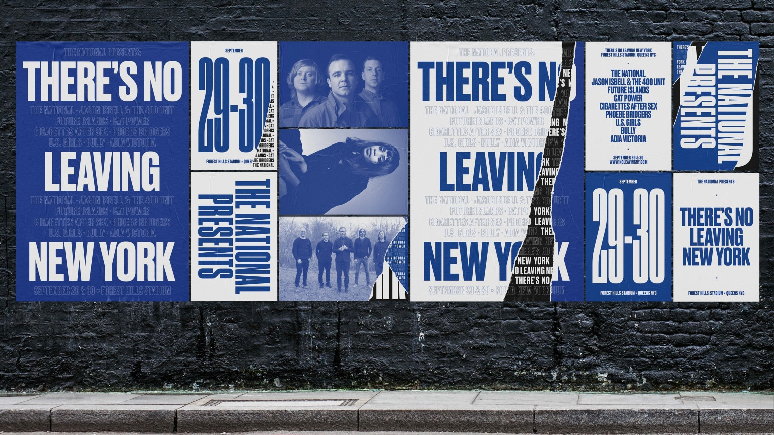 The National - There's No Leaving New York
