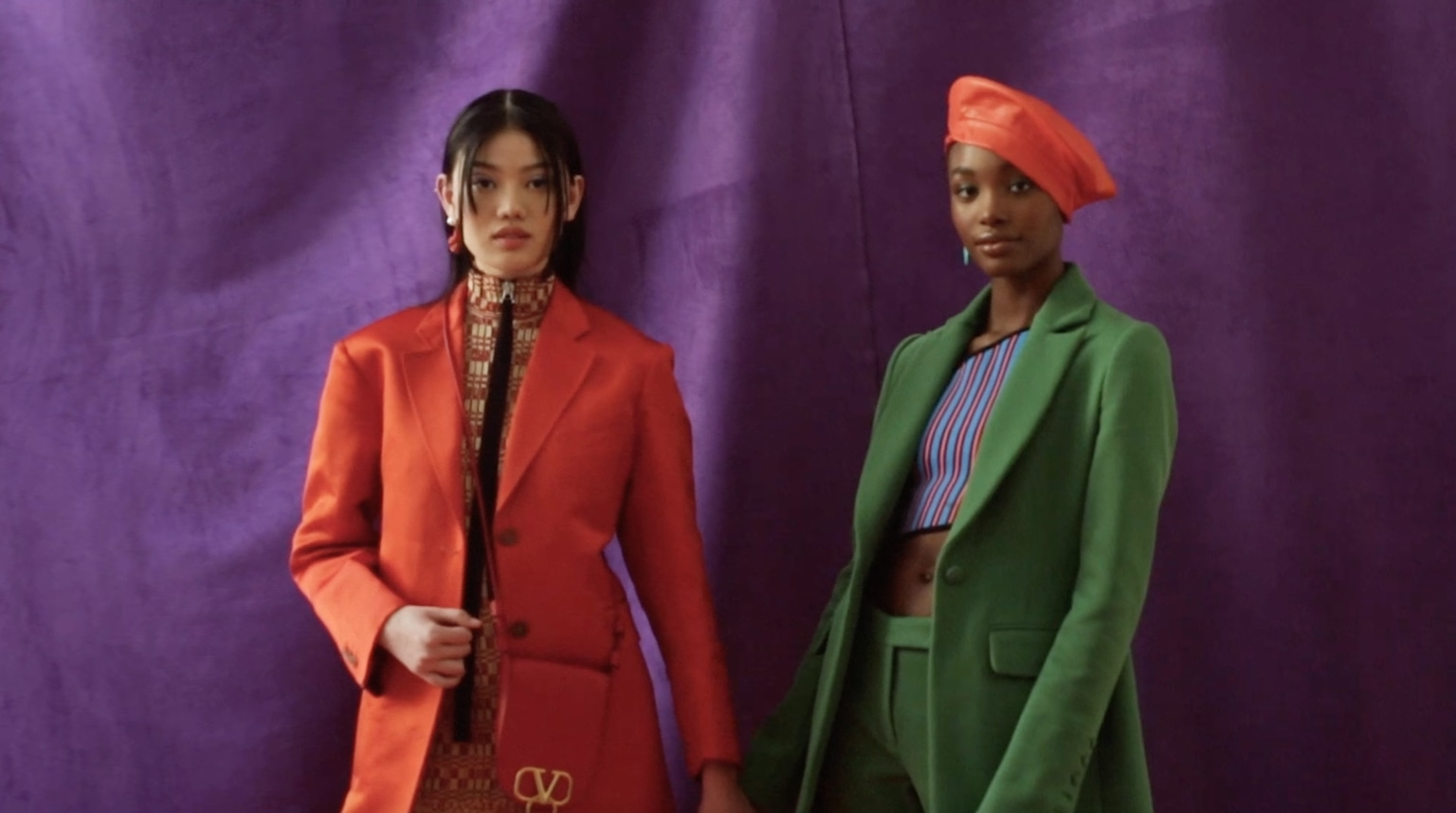 THE ZOE REPORT - HOW TO DRESS BOLDLY (FASHION FILM)