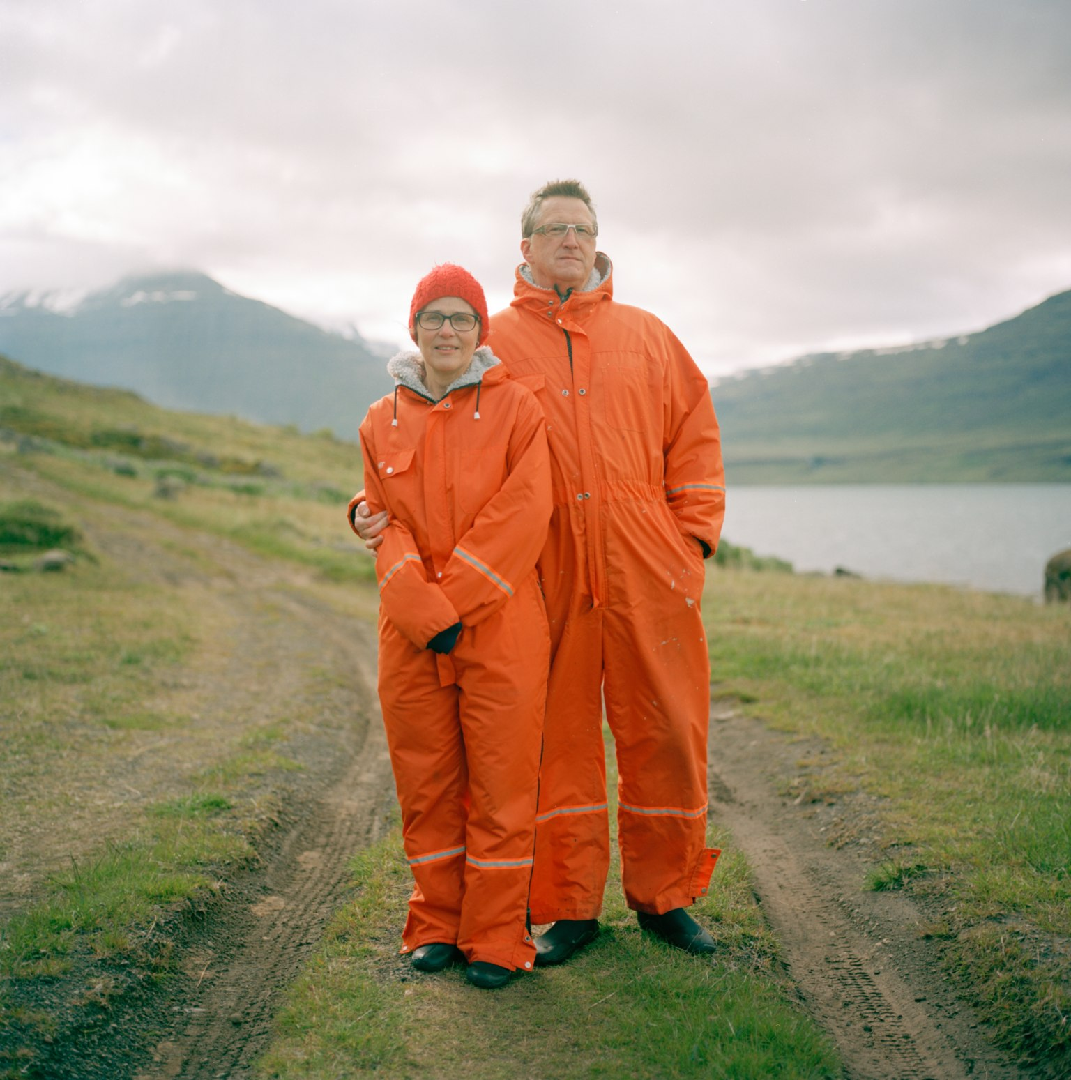 "Vogue ""Swimmers in East Iceland"""