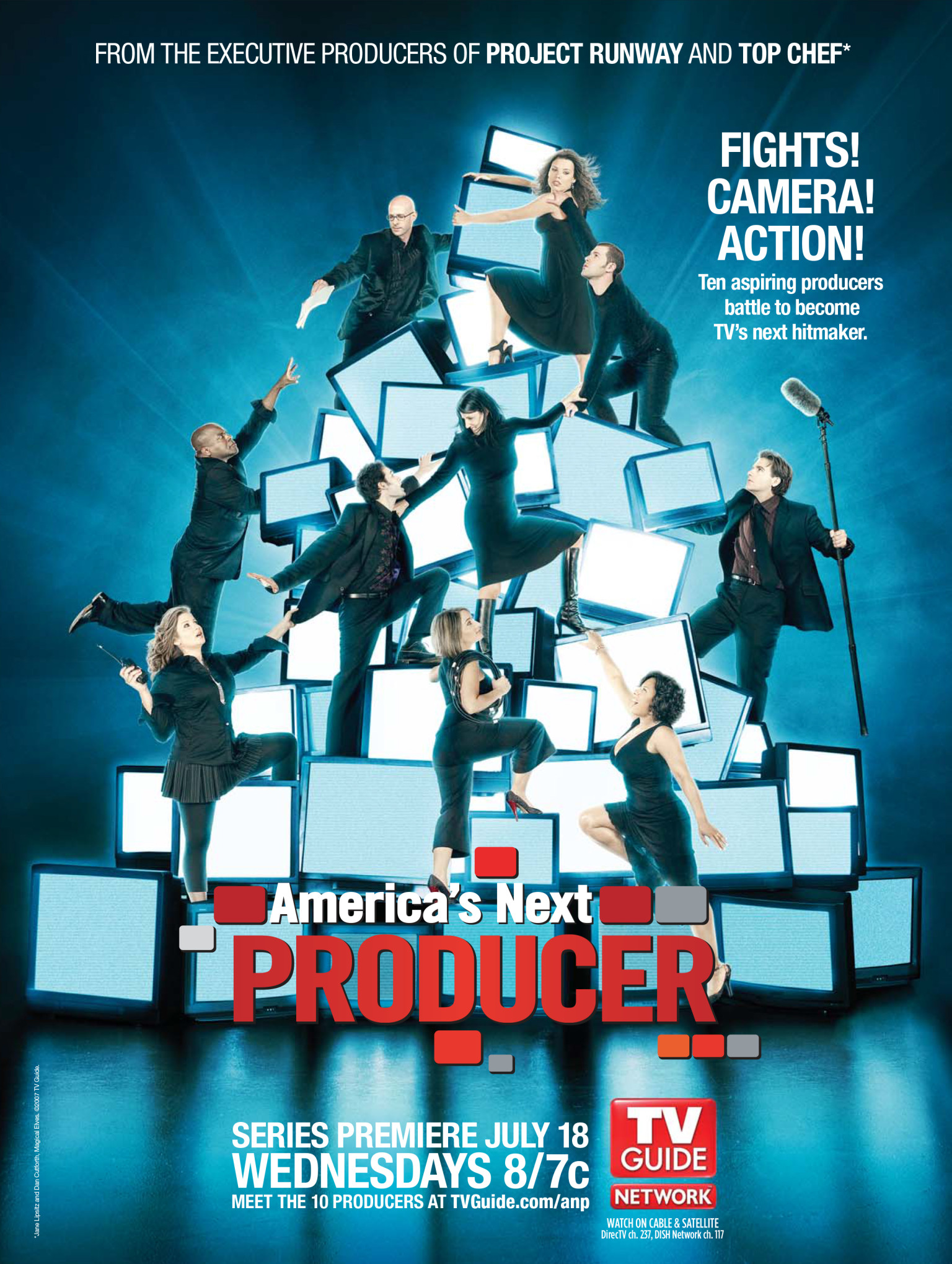 America's Next Producers