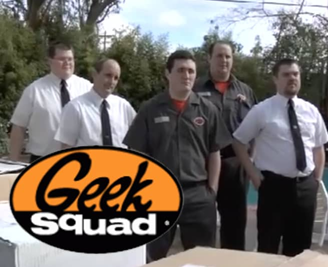 Geek Squad - geekdreams.com