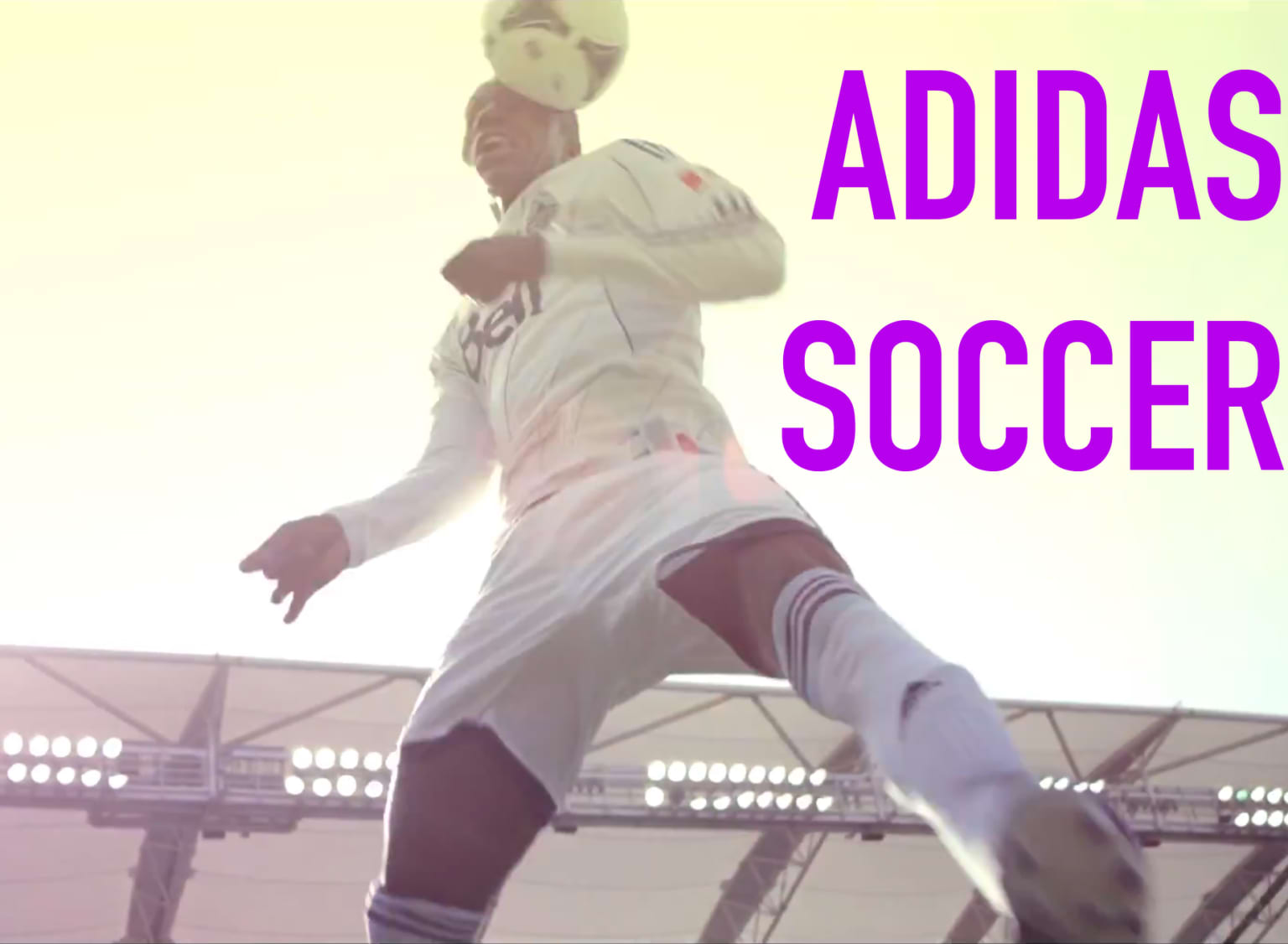 "Adidas Soccer ""Numbers"""