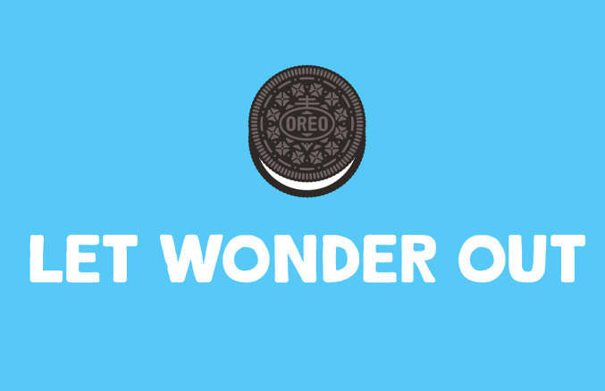 Oreo: Let Wonder Out