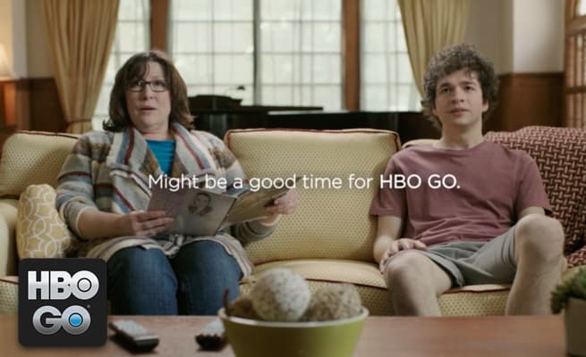 HBO SHOWS HOW AWKWARD SELLS