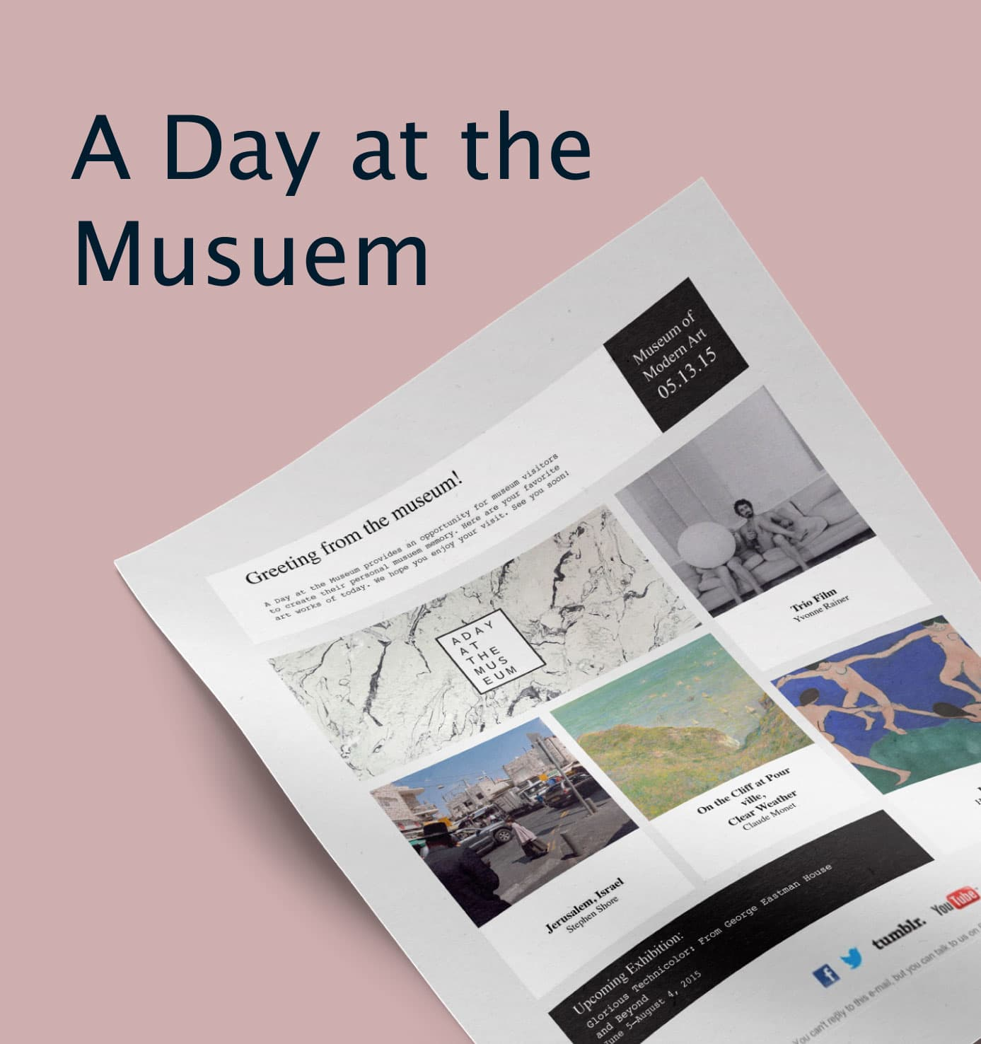 A day at the museum
