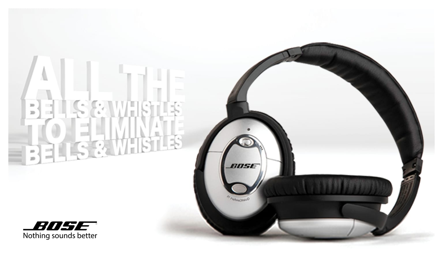 Bose: Nothing Sounds Better