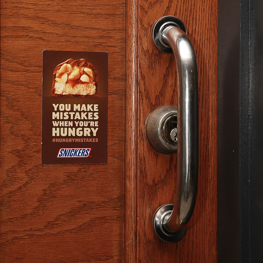 Snickers - Hungry Mistakes
