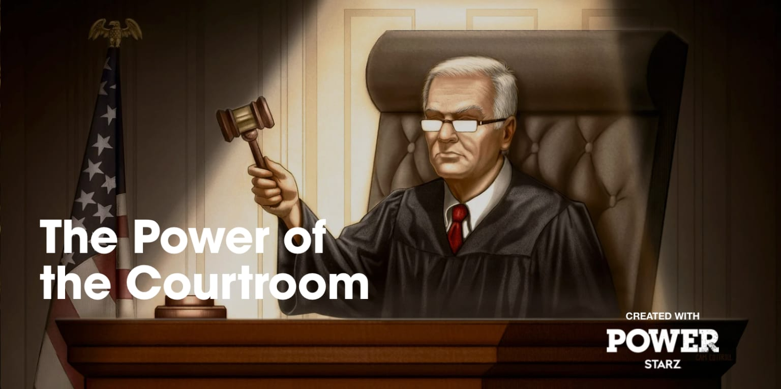 The Power of the Courtroom