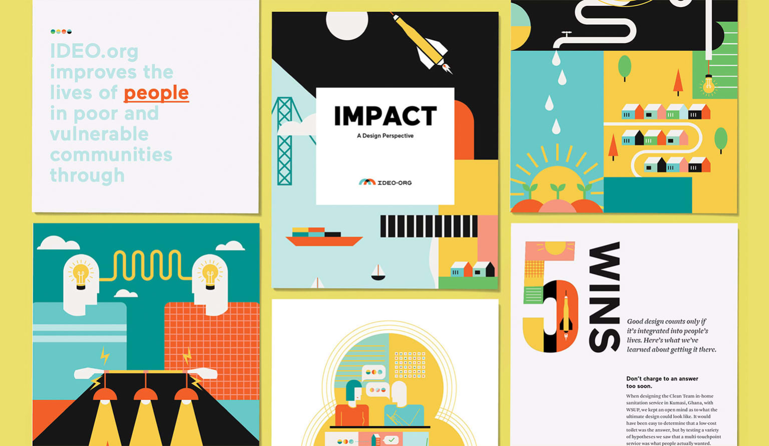 Impact: A Design Perspective