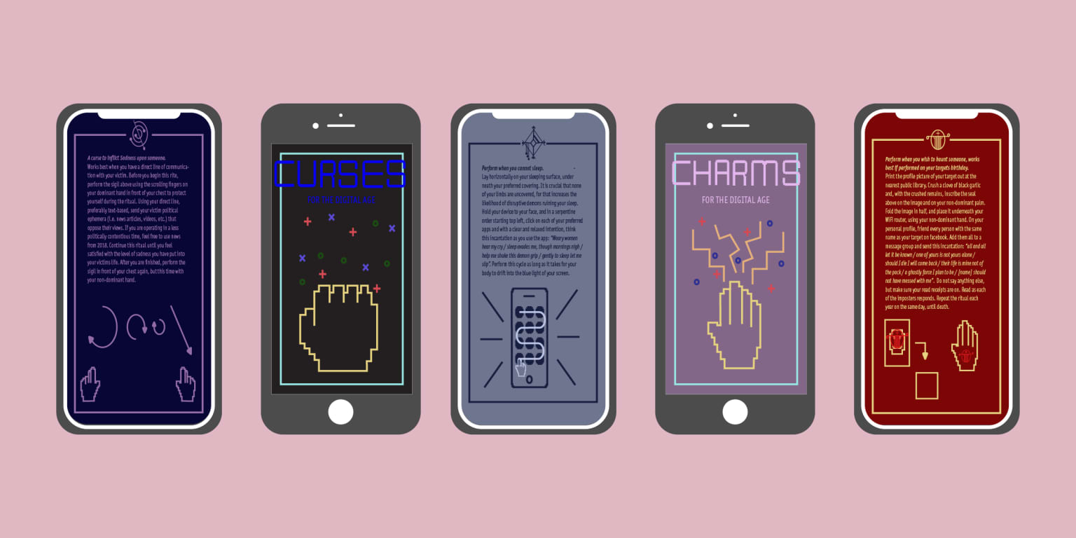 Charms and Curses for the Digital Age