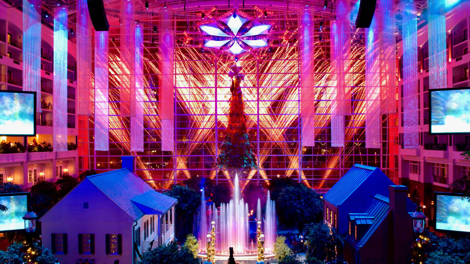 Christmas Launches for Gaylord National Resort